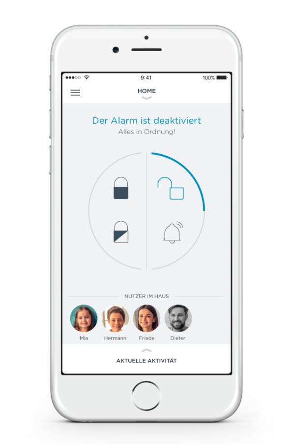 Somfy one Home Alarm Premium Set